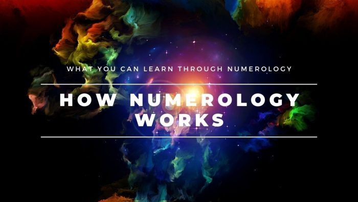 How Numerology Works