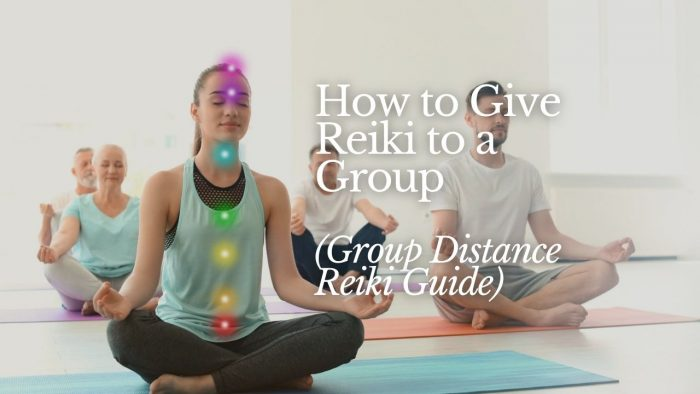 How to Give Reiki to a Group