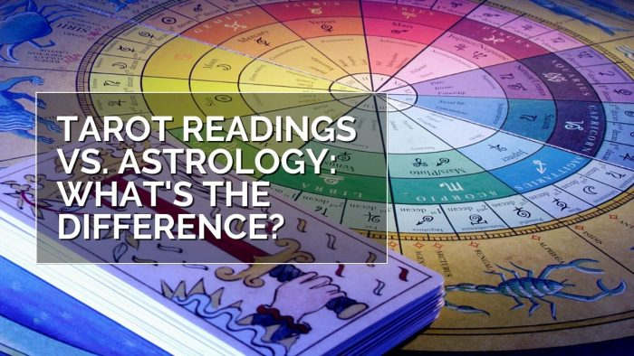 Tarot vs. Astrology