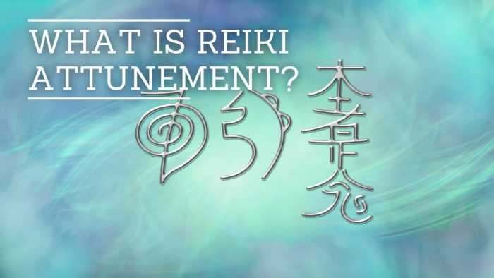What Is Reiki Attunement