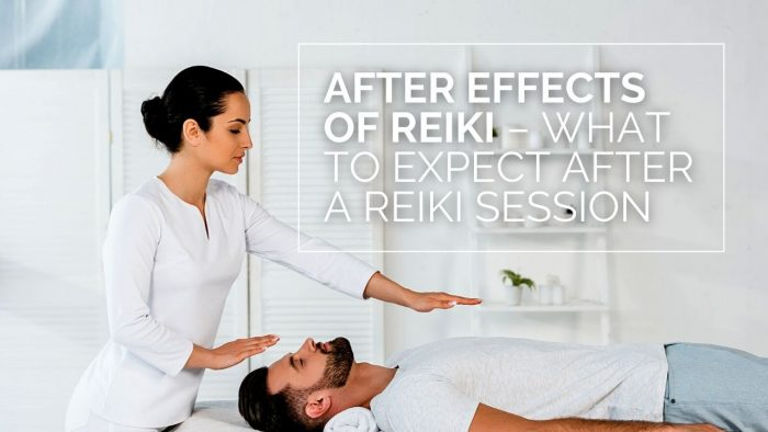 After Effects of Reiki